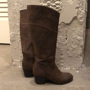 Shoes - Dark brown boots